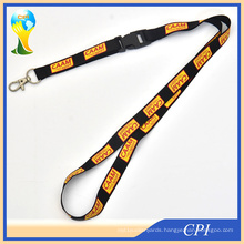 2016 Hot Sale Custom Printed Polyester Lanyard